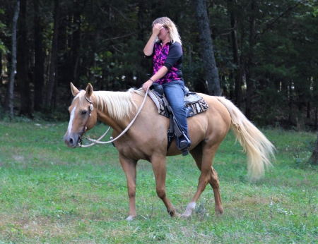 Duchess, American Quarter Horse Mare for sale in Missouri