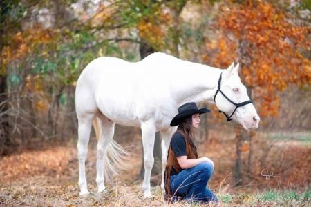 Caesar Tivio Breeze , Appendix Quarter Horse Gelding for sale in Texas